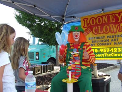 Looney The Clown | Locust Grove, GA | Clown | Photo #1
