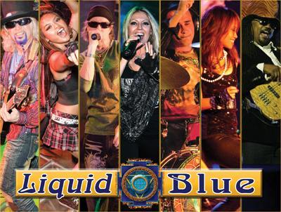 Liquid Blue | Los Angeles, CA | Cover Band | Photo #1