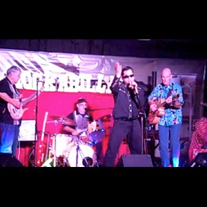 Orange Americana Band | The Rockabillys