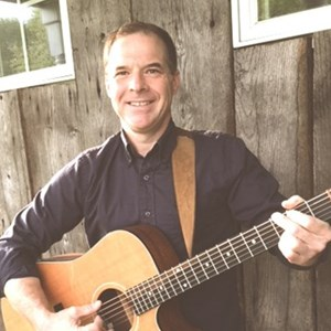 Broad Brook Acoustic Guitarist | John Demers