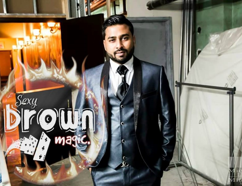 Farhan - Sexy Brown Magic - Magician - Montreal, QC