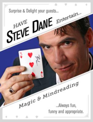 Steve Dane | New York, NY | Magician | Photo #18