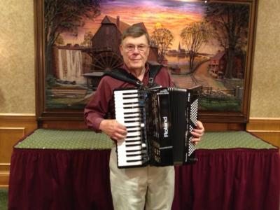 John Collins | Souderton, PA | Accordion | Photo #1