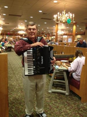 John Collins | Souderton, PA | Accordion | Photo #3