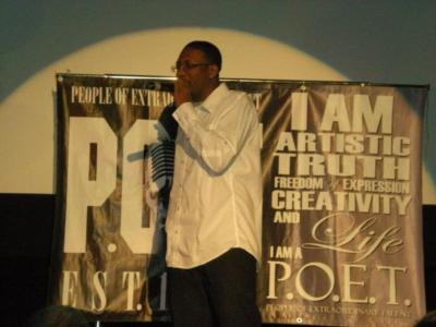 Poetry Tap | South Holland, IL | Spoken Word Artist | Photo #8