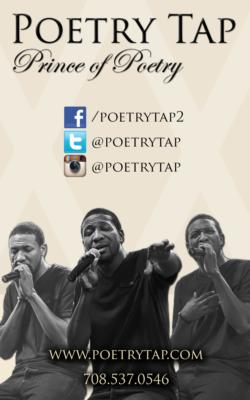 Poetry Tap | South Holland, IL | Spoken Word Artist | Photo #5