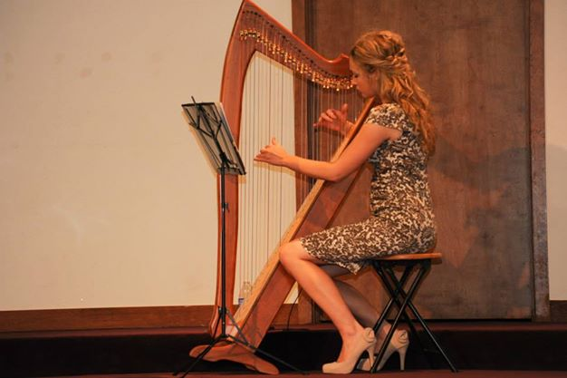 Laurel Adams - Harpist - Covington, KY