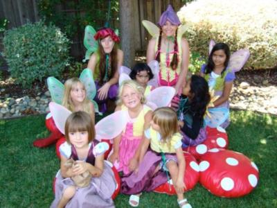Luvbugg Costumes & Entertainment | Santa Cruz, CA | Face Painting | Photo #6