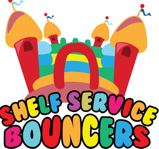 Shelf Service Bouncers - Party Inflatables - Chattanooga, TN