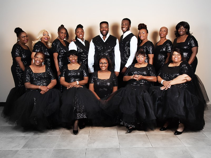 Kenny Smith's Peace & Serenity - Gospel Choir - New York, NY