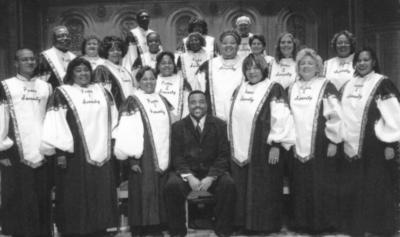 Kenny Smith's Peace & Serenity | New York, NY | Gospel Choir | Photo #1