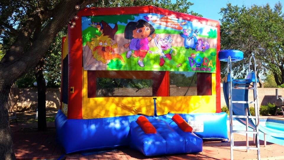 Texas Inflatable Rentals - Party Inflatables - Laredo, TX