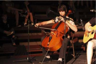 Ansel Cohen | Brooklyn, NY | Cello | Photo #3