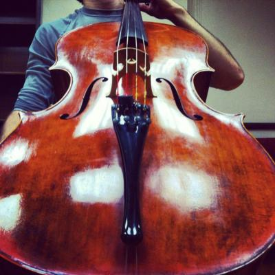 Ansel Cohen | Brooklyn, NY | Cello | Photo #4