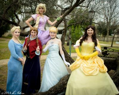Glitter Princess Entertainment | Austin, TX | Princess Party | Photo #1