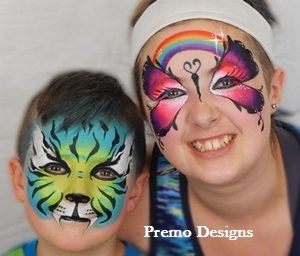 Premo Designs - Face Painter - Schenectady, NY