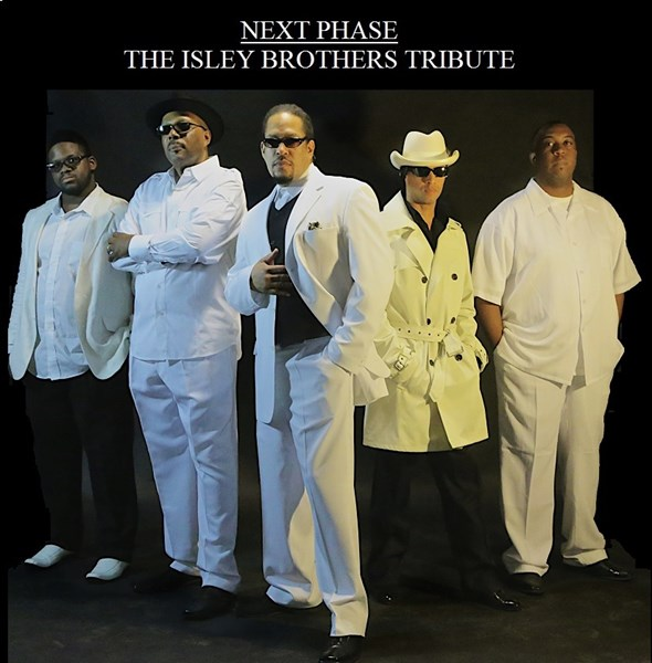 Next Phase~Isley Brothers Tribute Band - Cover Band - Sacramento, CA