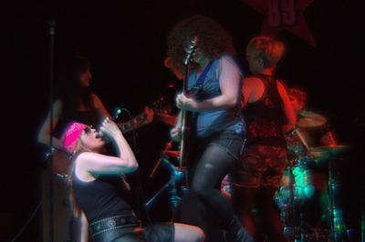the Rocket Queens all-female tribute to GnR | Brooklyn, NY | Guns N Roses Tribute Band | Photo #18