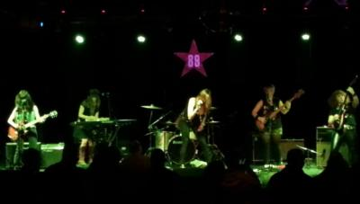 the Rocket Queens all-female tribute to GnR | Brooklyn, NY | Guns N Roses Tribute Band | Photo #23
