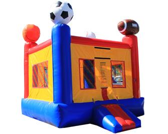 Bounce Houses and Movie Screens - Inflatables | Orange City, IA | Party Inflatables | Photo #2