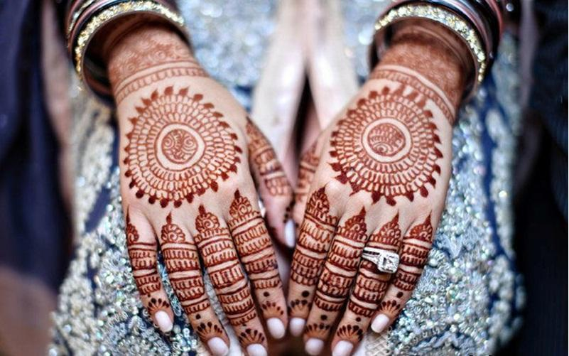 Bridal Henna in NJ