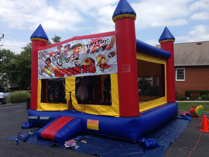 Bounce About Amusement & Rentals - Party Inflatables - Upper Marlboro, MD