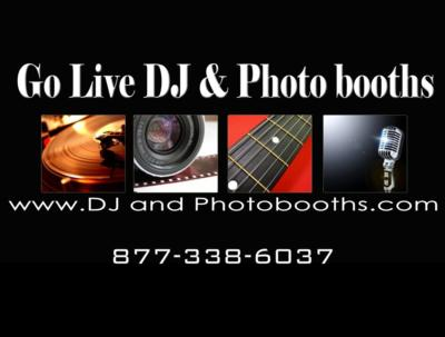Go Live DJ & Photo Booths | Fort Lauderdale, FL | Photo Booth Rental | Photo #1