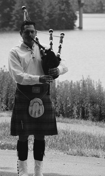 David Scarborough - Great Highland Bagpiper of PGH - Bagpiper - Pittsburgh, PA