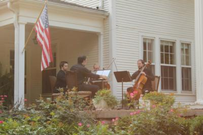 Yellowhammer String Quartet | Huntsville, AL | String Quartet | Photo #9