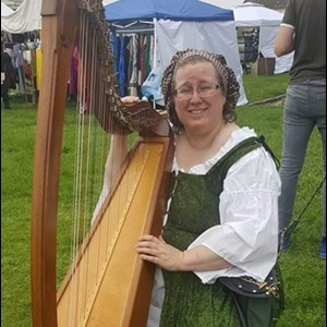 Hamilton, NJ Harpist | Michele Mountain