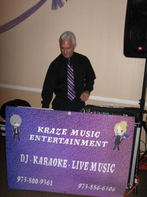 Kraze Music Entertainment | Wayne, NJ | Event DJ | Photo #1
