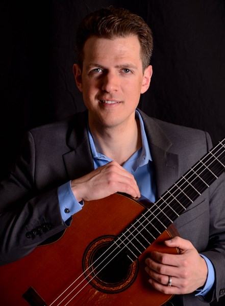 Jim Falbo  - Classical Acoustic Guitarist - Minneapolis, MN