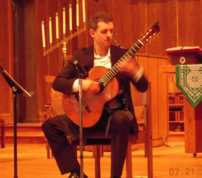Jim Falbo (classical/romantic guitar) | Minneapolis, MN | Classical Acoustic Guitar | Photo #4