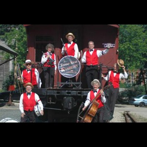 Fountain Square Ramblers - Dixieland Band - Contoocook, NH