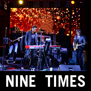 Nine Times - Pop Band - Toronto, ON