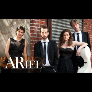 Ariel Quartet - Classical Quartet - Burlington, VT
