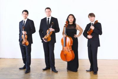The Calidore String Quartet | Los Angeles, CA | String Quartet | Photo #1