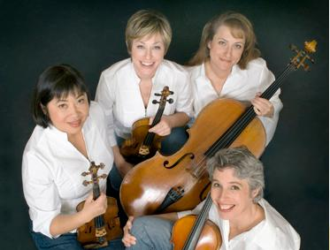 Cassatt Quartet | New York, NY | String Quartet | Photo #1