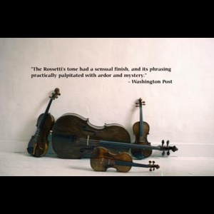 Rossetti String Quartet - String Quartet - New York City, NY