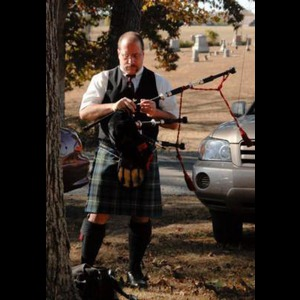 Cincinnati Bagpiper | Mark Morton