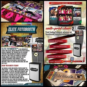 Bellevue Photo Booth | Elite FotoBooth