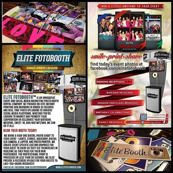 Elite FotoBooth - Photo Booth - Seattle, WA