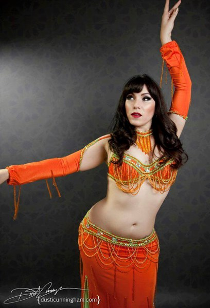 LisaMarie - Belly Dancer - Arcadia, CA