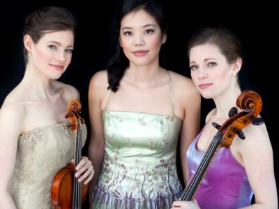 Claremont Trio | New York, NY | Chamber Music Trio | Photo #1