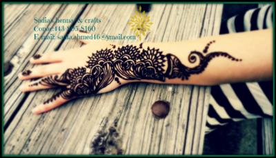 Sadia's Henna Crafts | Baltimore, MD | Henna Artist | Photo #9