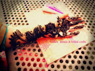 Sadia's Henna Crafts | Baltimore, MD | Henna Artist | Photo #5
