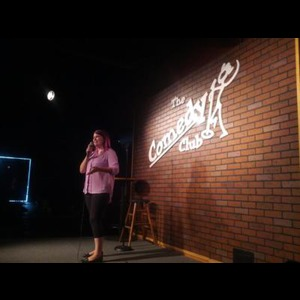 Rochester Comedian | Madelein Smith