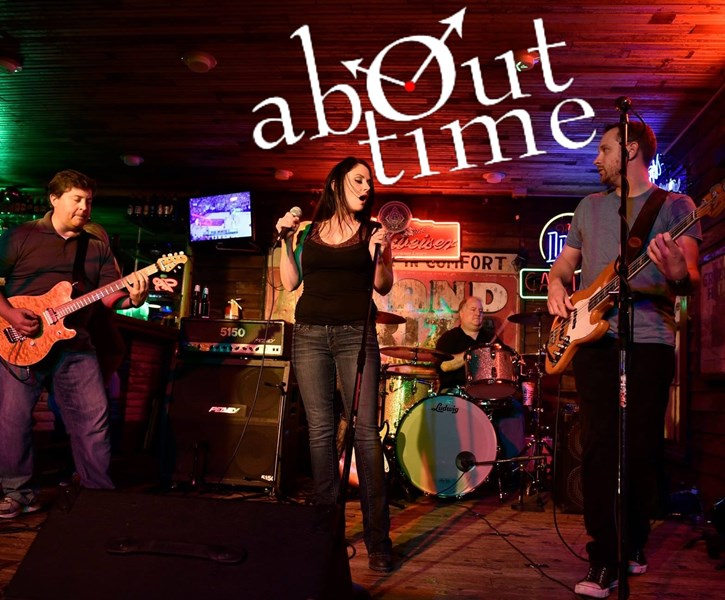 About Time - Cover Band - Birmingham, AL