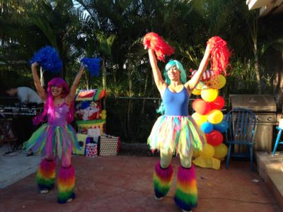 The Fabulous Roxys | Miami, FL | Clown | Photo #16