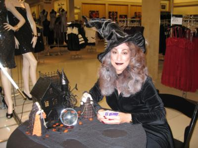 Sassi The Psychic And Sassi Party Performers | New York, NY | Fortune Teller | Photo #2